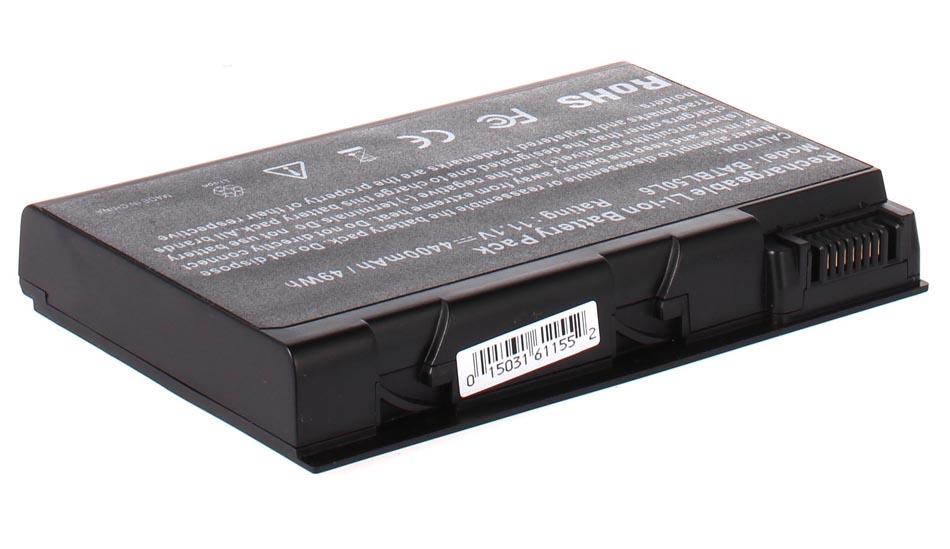 Аккумуляторная батарея для ноутбука Acer Aspire 5610WLMi. Артикул 11-1118.Емкость (mAh): 4400. Напряжение (V): 11,1