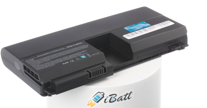 Аккумуляторная батарея для ноутбука HP-Compaq Pavilion tx1110US. Артикул iB-A284.Емкость (mAh): 8800. Напряжение (V): 7,4