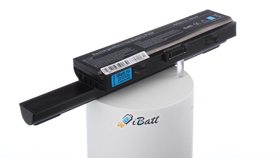Аккумуляторная батарея RN873 для ноутбуков Dell. Артикул iB-A582H.Емкость (mAh): 7800. Напряжение (V): 11,1