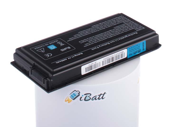 Аккумуляторная батарея для ноутбука Asus F5M. Артикул iB-A470.Емкость (mAh): 4400. Напряжение (V): 11,1