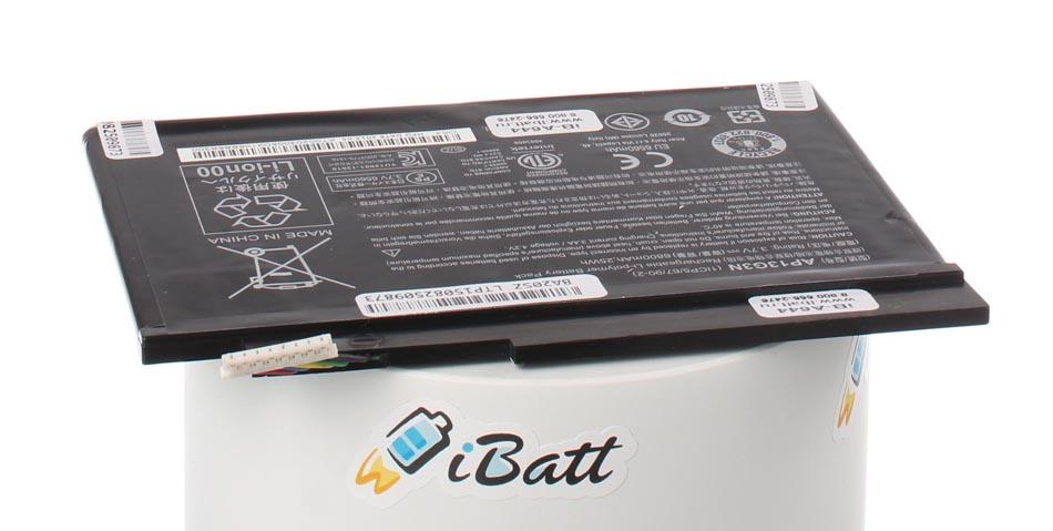 Аккумуляторная батарея AP13G3N для ноутбуков Acer. Артикул iB-A644.Емкость (mAh): 6800. Напряжение (V): 3,7
