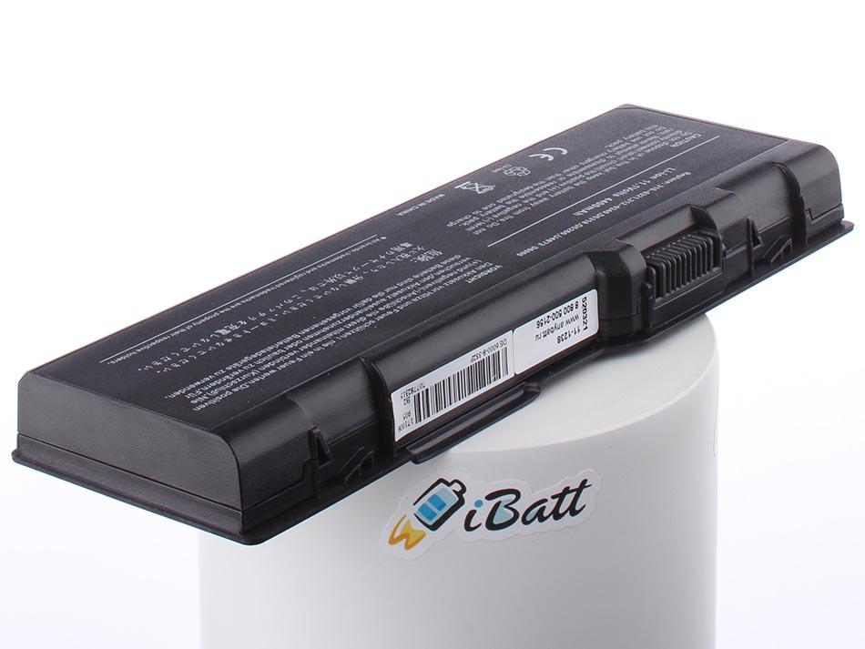 Аккумуляторная батарея для ноутбука Dell Inspiron 9000. Артикул 11-1238.Емкость (mAh): 4400. Напряжение (V): 11,1
