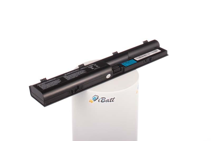 Аккумуляторная батарея iBatt iB-A567 для ноутбука HP-CompaqЕмкость (mAh): 4400. Напряжение (V): 10,8