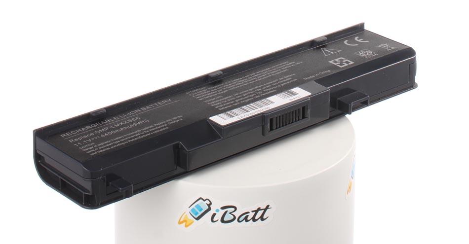 Аккумуляторная батарея SMP-LMXXPS6 для ноутбуков Fujitsu-Siemens. Артикул iB-A747.Емкость (mAh): 4400. Напряжение (V): 11,1