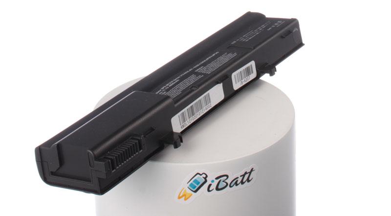 Аккумуляторная батарея iBatt iB-A207 для ноутбука DellЕмкость (mAh): 4400. Напряжение (V): 11,1