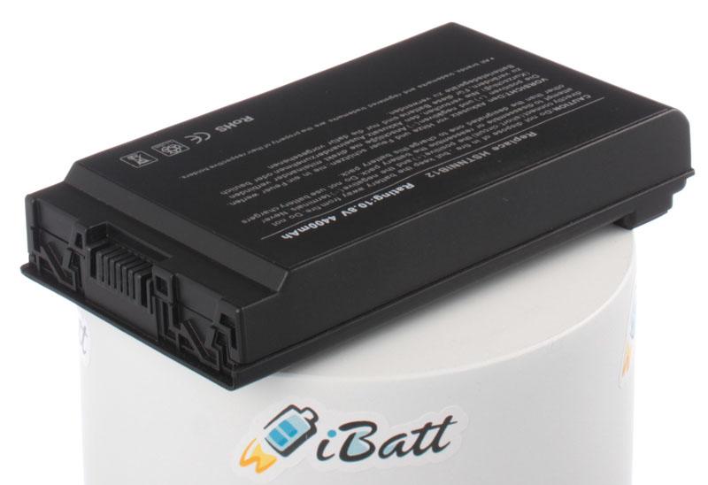 Аккумуляторная батарея HSTNN-C02C для ноутбуков HP-Compaq. Артикул iB-A269.Емкость (mAh): 4400. Напряжение (V): 10,8