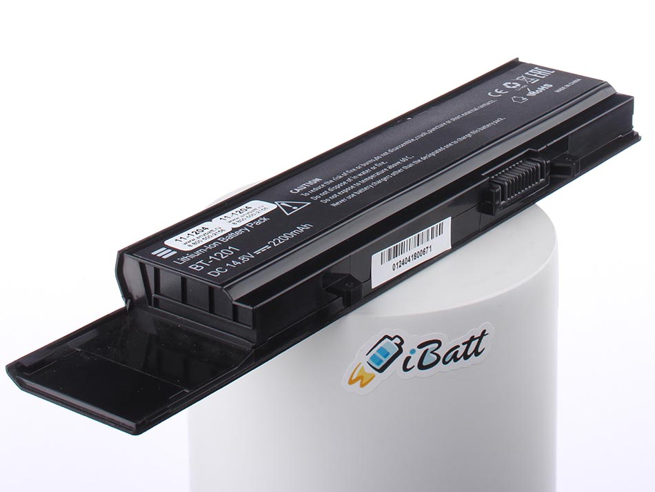 Аккумуляторная батарея 7FJ92 для ноутбуков Dell. Артикул 11-1204.Емкость (mAh): 2200. Напряжение (V): 14,8