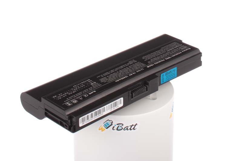Аккумуляторная батарея PA3635U-1BAM для ноутбуков Toshiba. Артикул iB-A572H.Емкость (mAh): 10400. Напряжение (V): 10,8