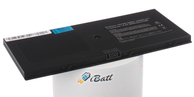 Аккумуляторная батарея HSTNN-D80H для ноутбуков HP-Compaq. Артикул iB-A266.Емкость (mAh): 2800. Напряжение (V): 14,8