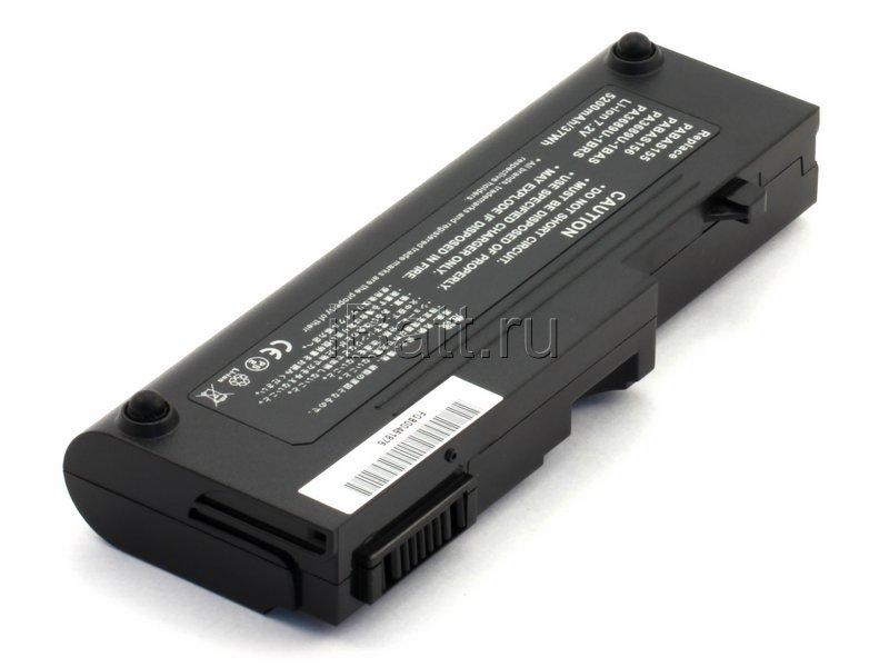 Аккумуляторная батарея iBatt 11-1877 для ноутбука ToshibaЕмкость (mAh): 4400. Напряжение (V): 7,2