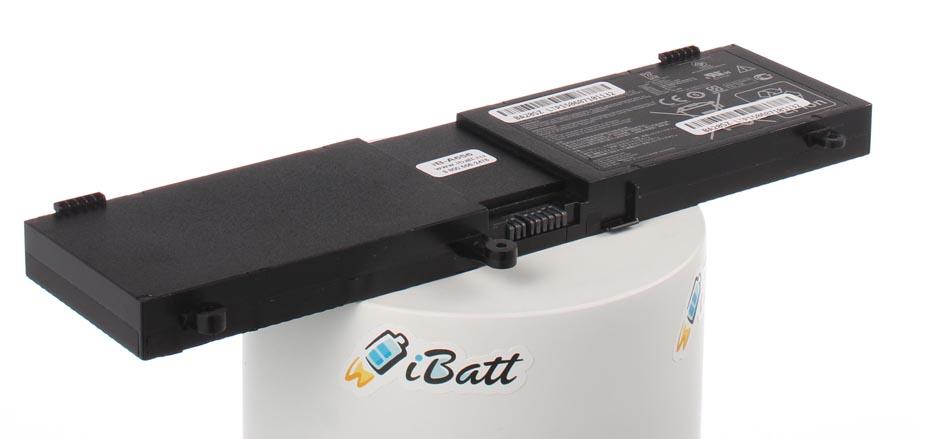 Аккумуляторная батарея C41-N550 для ноутбуков Asus. Артикул iB-A656.Емкость (mAh): 4000. Напряжение (V): 15