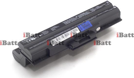 Аккумуляторная батарея CLD5124B.806 для ноутбуков Sony. Артикул iB-A495H.Емкость (mAh): 10400. Напряжение (V): 11,1
