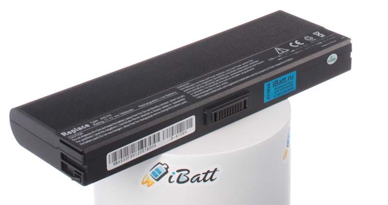 Аккумуляторная батарея для ноутбука Asus F9E. Артикул iB-A108H.Емкость (mAh): 7800. Напряжение (V): 11,1