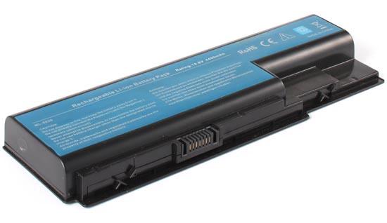Аккумуляторная батарея AS07B72 для ноутбуков eMachines. Артикул 11-1142.Емкость (mAh): 4400. Напряжение (V): 14,8
