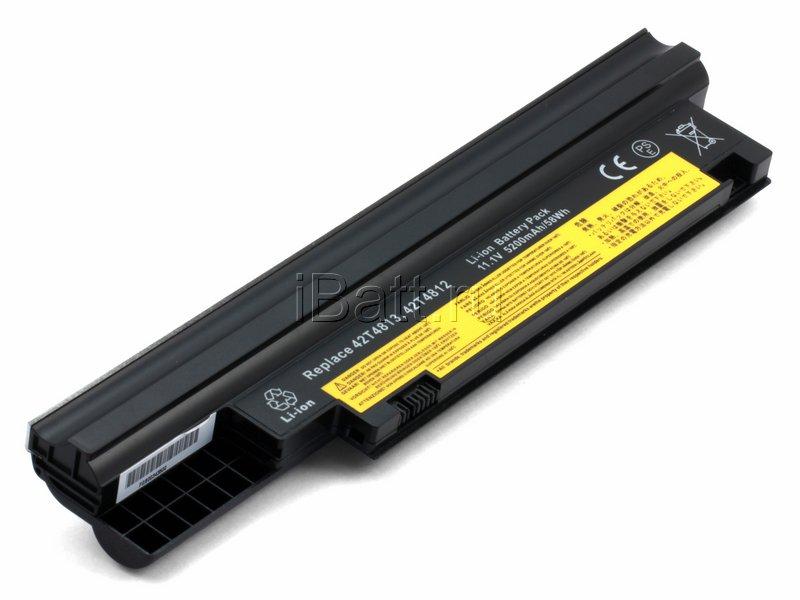 Аккумуляторная батарея 42T4813 для ноутбуков IBM-Lenovo. Артикул 11-1813.Емкость (mAh): 4400. Напряжение (V): 11,1
