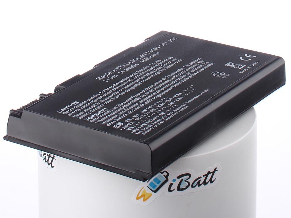 Аккумуляторная батарея MCL51 для ноутбуков Acer. Артикул 11-1115.Емкость (mAh): 4400. Напряжение (V): 14,8