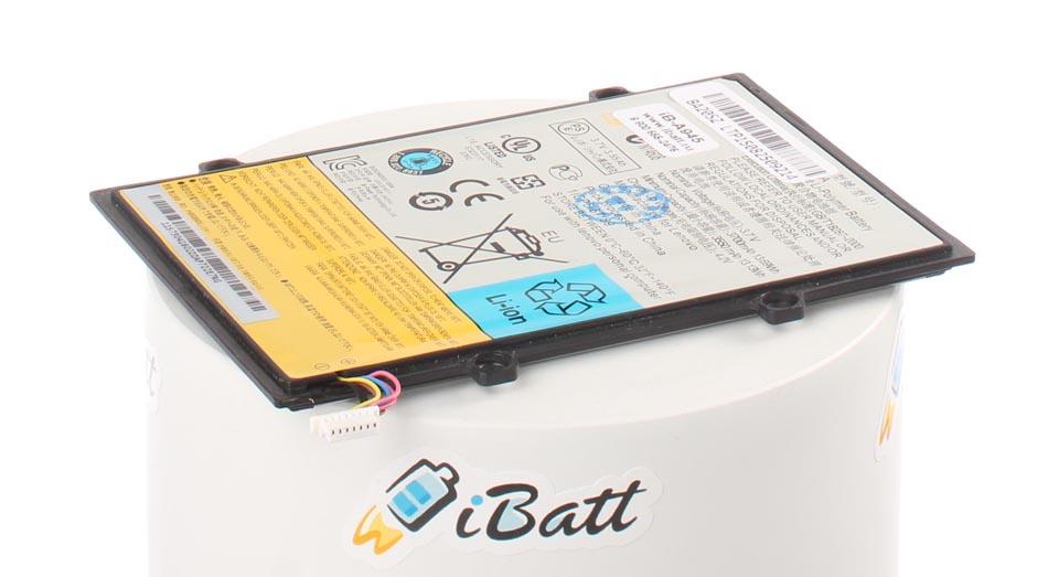 Аккумуляторная батарея iBatt iB-A945 для ноутбука IBM-LenovoЕмкость (mAh): 3700. Напряжение (V): 3,7