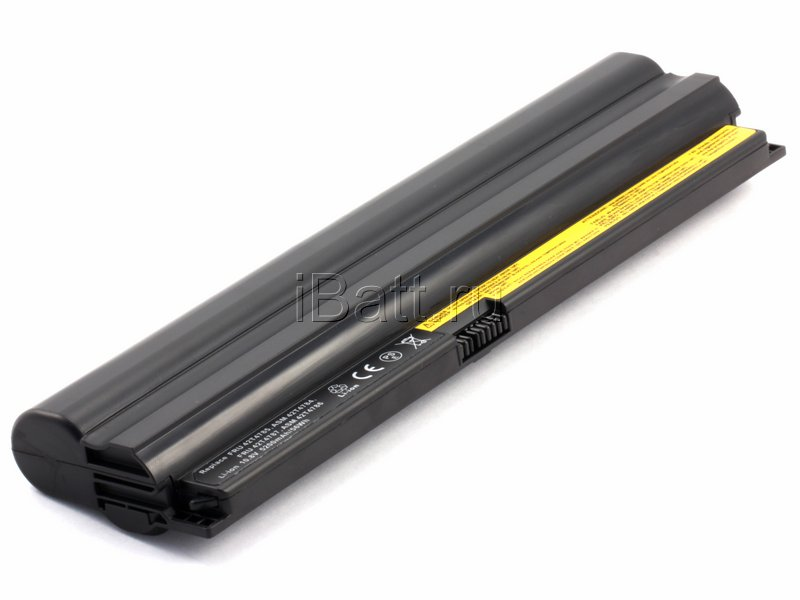 Аккумуляторная батарея 42T4897 для ноутбуков IBM-Lenovo. Артикул 11-1307.Емкость (mAh): 4400. Напряжение (V): 11,1