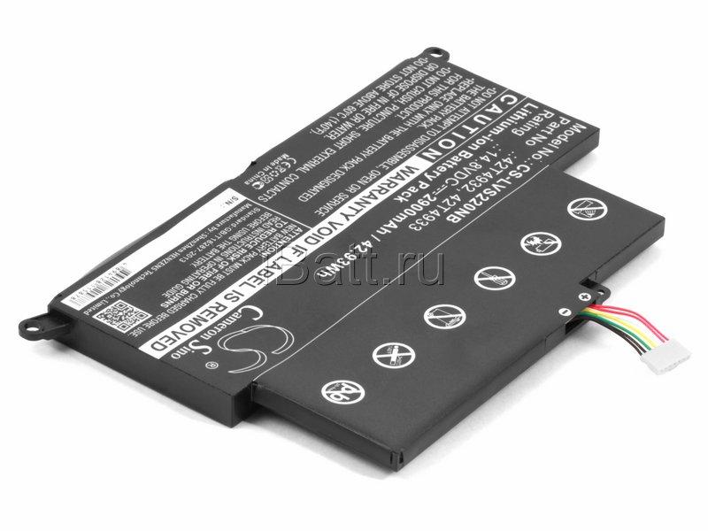 Аккумуляторная батарея 42T4976 для ноутбуков IBM-Lenovo. Артикул iB-A1057.Емкость (mAh): 2900. Напряжение (V): 14,8
