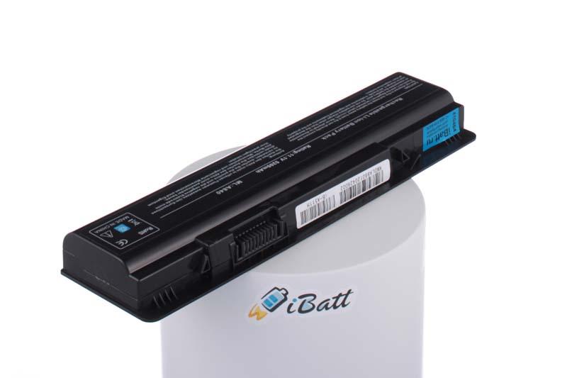 Аккумуляторная батарея iBatt iB-A511H для ноутбука DellЕмкость (mAh): 5200. Напряжение (V): 11,1