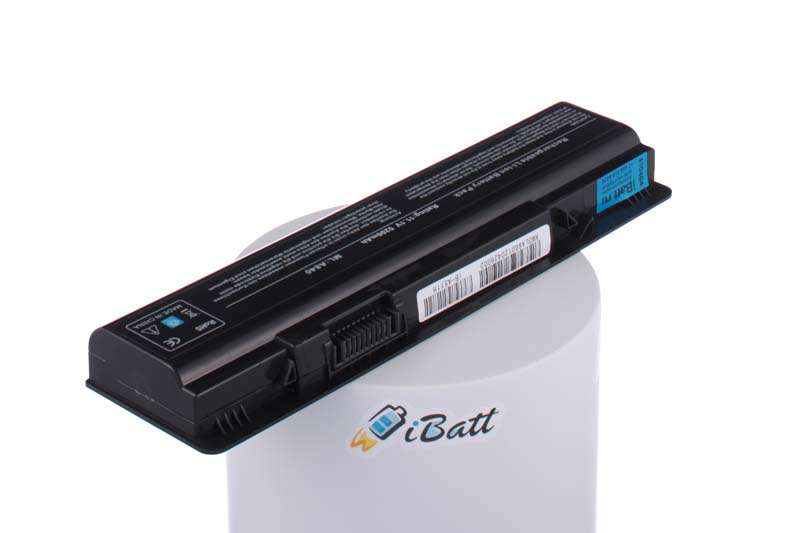 Аккумуляторная батарея для ноутбука Dell Vostro A860. Артикул iB-A511H.Емкость (mAh): 5200. Напряжение (V): 11,1