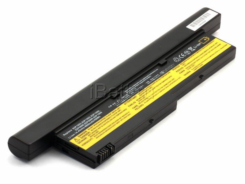 Аккумуляторная батарея iBatt 11-1328 для ноутбука IBM-LenovoЕмкость (mAh): 4400. Напряжение (V): 14,4
