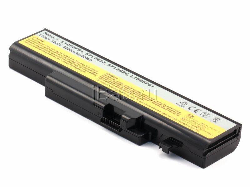 Аккумуляторная батарея iBatt iB-A485H для ноутбука IBM-LenovoЕмкость (mAh): 5200. Напряжение (V): 11,1
