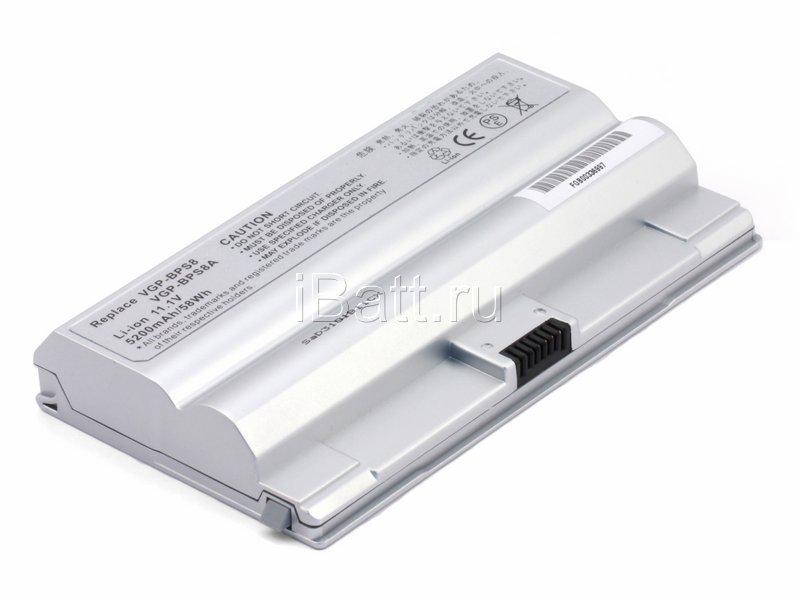Аккумуляторная батарея VGP-BPS8 для ноутбуков Sony. Артикул 11-1468.Емкость (mAh): 4400. Напряжение (V): 11,1
