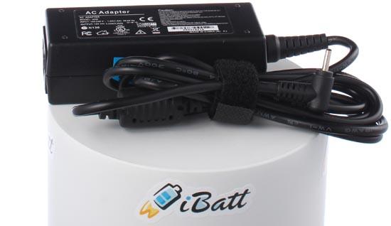 Блок питания (адаптер питания) iBatt iB-R202 для ноутбука  Samsung Напряжение (V): 12
