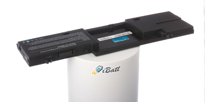 Аккумуляторная батарея для ноутбука Dell Latitude D430. Артикул iB-A252.Емкость (mAh): 3600. Напряжение (V): 11,1