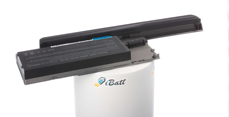 Аккумуляторная батарея 0DU158 для ноутбуков Dell. Артикул iB-A257.Емкость (mAh): 6600. Напряжение (V): 11,1