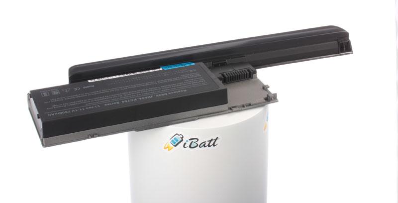 Аккумуляторная батарея для ноутбука Dell Latitude D630C. Артикул iB-A257.Емкость (mAh): 6600. Напряжение (V): 11,1
