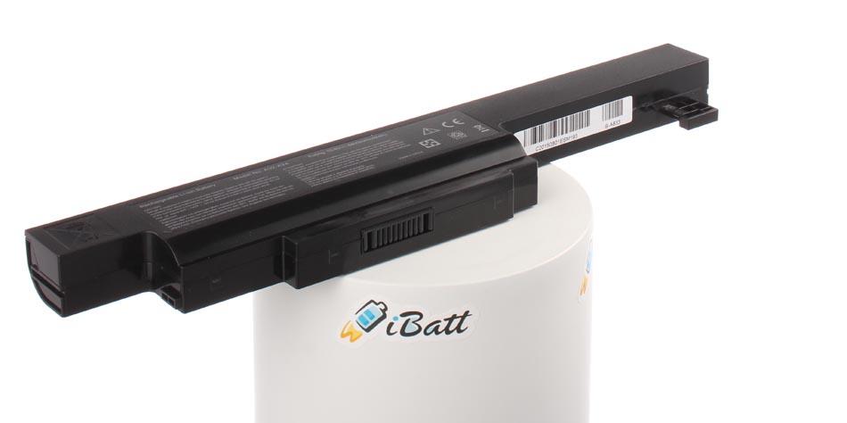 Аккумуляторная батарея iBatt iB-A833 для ноутбука MSIЕмкость (mAh): 4400. Напряжение (V): 10,8
