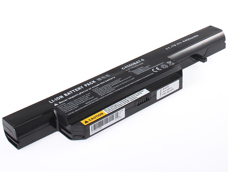 Аккумуляторная батарея iBatt iB-A370 для ноутбука iRUЕмкость (mAh): 4400. Напряжение (V): 11,1