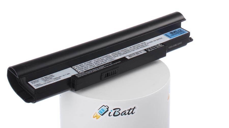 Аккумуляторная батарея CS-SNC10NK для ноутбуков Samsung. Артикул iB-A394H.Емкость (mAh): 5200. Напряжение (V): 11,1