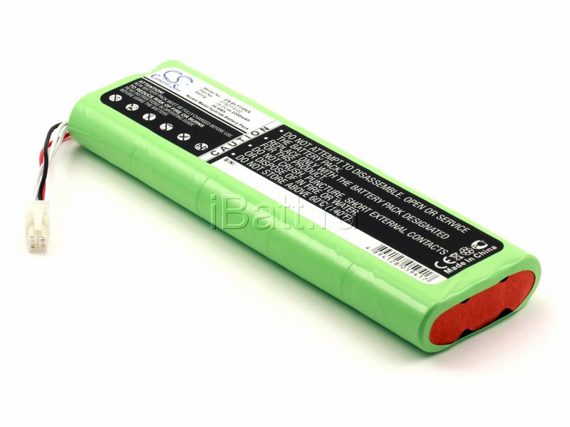 Аккумуляторная батарея iBatt для пылесоса Electrolux Trilobite ZA1. Артикул iB-T914, Electrolux