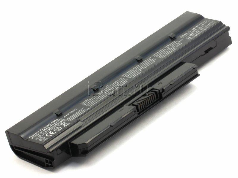 Аккумуляторная батарея iBatt 11-1882 для ноутбука ToshibaЕмкость (mAh): 4400. Напряжение (V): 10,8