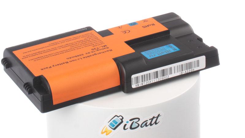 Аккумуляторная батарея iBatt iB-A336H для ноутбука IBM-LenovoЕмкость (mAh): 5200. Напряжение (V): 11,1