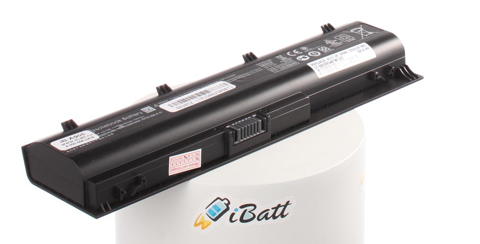 Аккумуляторная батарея 669831-001 для ноутбуков HP-Compaq. Артикул iB-A905.Емкость (mAh): 4400. Напряжение (V): 10,8