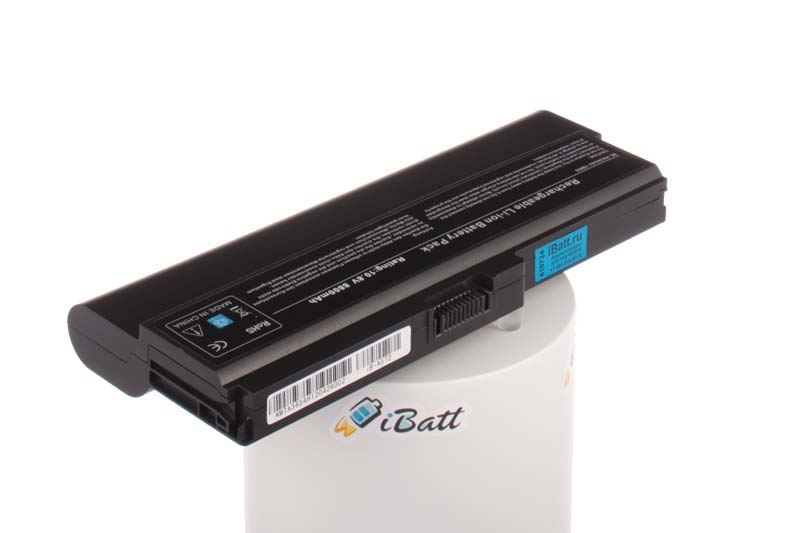 Аккумуляторная батарея для ноутбука Toshiba Portege M820. Артикул iB-A572.Емкость (mAh): 8800. Напряжение (V): 10,8