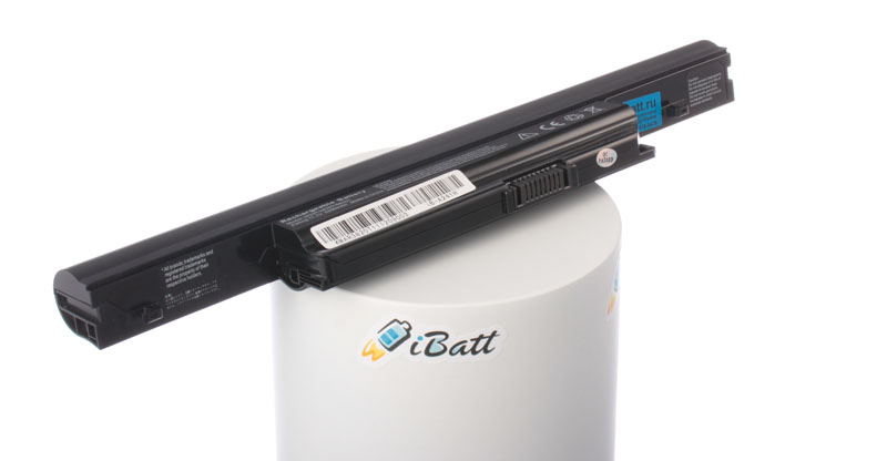Аккумуляторная батарея iBatt iB-A241H для ноутбука AcerЕмкость (mAh): 5200. Напряжение (V): 11,1