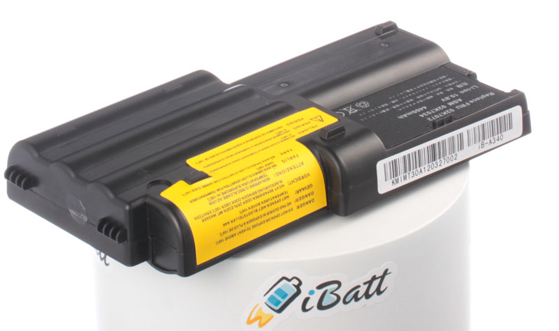 Аккумуляторная батарея iBatt iB-A340 для ноутбука IBM-LenovoЕмкость (mAh): 4400. Напряжение (V): 10,8