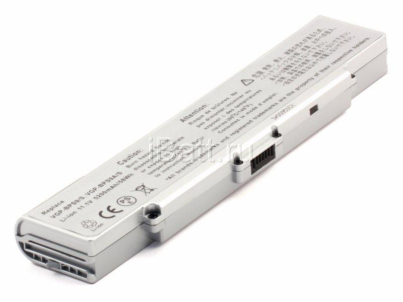 Аккумуляторная батарея CLD5138B.806 для ноутбуков Sony. Артикул 11-1475.Емкость (mAh): 4400. Напряжение (V): 11,1