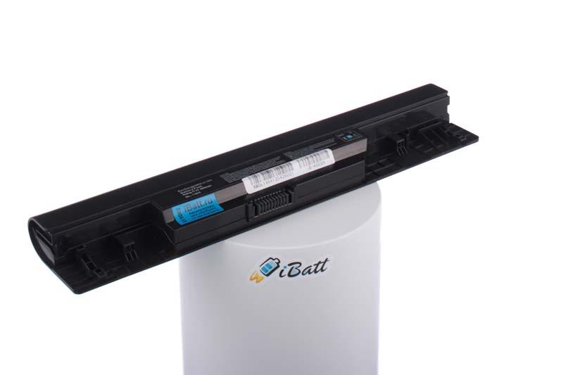Аккумуляторная батарея iBatt iB-A503H для ноутбука DellЕмкость (mAh): 5200. Напряжение (V): 11,1