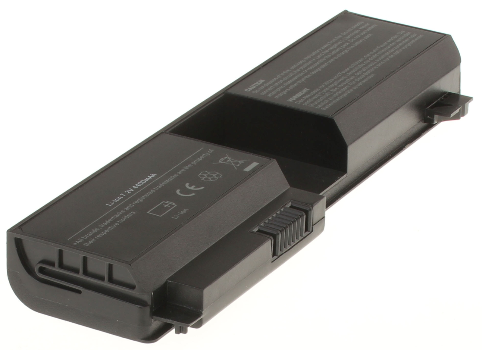 Аккумуляторная батарея HSTNN-OB41 для ноутбуков HP-Compaq. Артикул iB-A281.Емкость (mAh): 4400. Напряжение (V): 7,4
