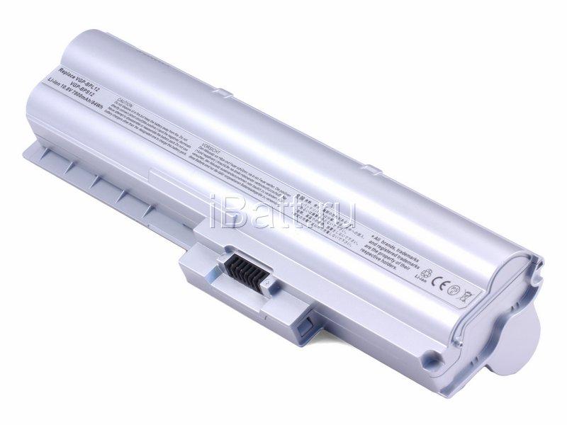 Аккумуляторная батарея iBatt 11-1490 для ноутбука SonyЕмкость (mAh): 6600. Напряжение (V): 11,1