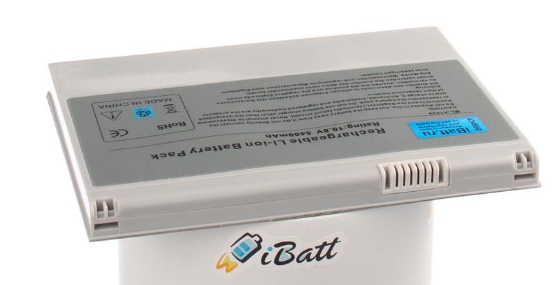 Аккумуляторная батарея A1057 для ноутбуков Apple. Артикул iB-A427.Емкость (mAh): 5400. Напряжение (V): 10,8