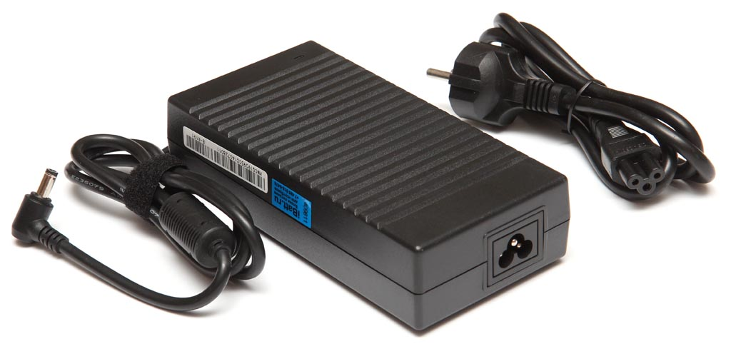 Блок питания (адаптер питания) ADP-180EB/D для ноутбука Samsung. Артикул iB-R191. Напряжение (V): 19