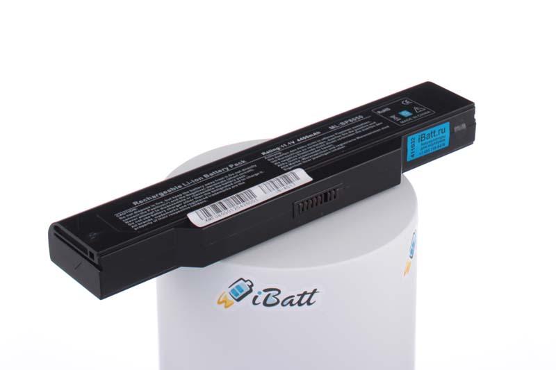 Аккумуляторная батарея для ноутбука Packard Bell EasyNote R8745. Артикул iB-A517.Емкость (mAh): 4400. Напряжение (V): 11,1