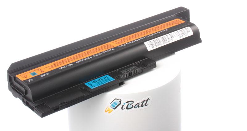Аккумуляторная батарея iBatt iB-A352H для ноутбука IBM-LenovoЕмкость (mAh): 7800. Напряжение (V): 10,8